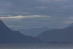 die Fjorde haben uns die ganzen 4 Tage lang beeindruckt