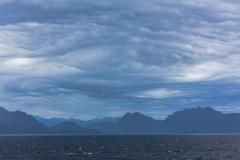 genauso die Wolken :-)
