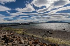 Puerto Natales - war schön windig :-)