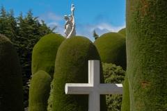 Punta Arenas - auf dem Friedhof