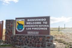 Isla Magdalena - Willkommen im Nationalpark