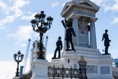 Denkmal zum 21. Mai (berühmte Seeschlacht)