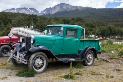 Ushuaia - der hingegen sieht noch gut aus