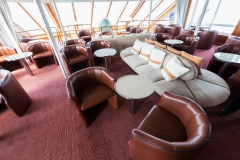 Ocean Diamond - Lounge auf Deck 7