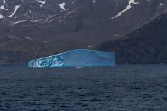 einer der ersten Eisberge