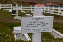 Grytviken - Friedhof
