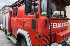 Eine deutsche Feuerwehr am anderen Ende der Welt