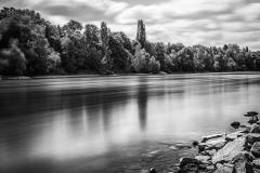 Insel Nonnenwerth im Rhein